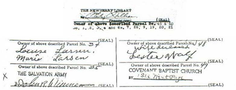 supreme court ruling in hansberry v lee november 1940 racial clause ofHansberry V Lee